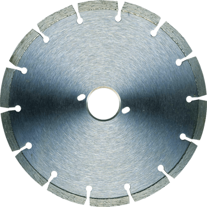 Diamanttrennscheibe für BePo