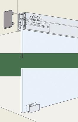 Dämpfung für CLIPO 26/36 bis 15 kg