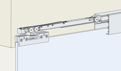 Dämpfung für CLIPO 26/36 26-36 kg