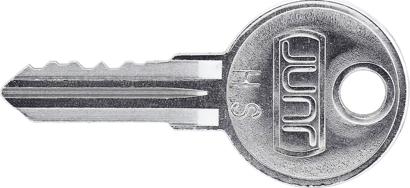Hauptschlüssel Nr. 0592 für FURORE Innenzylinder