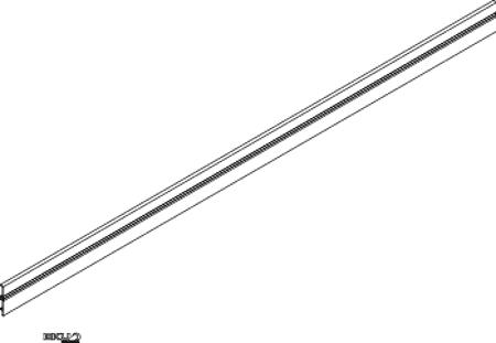 Relingprofile