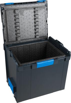 L-BOXX G mit Thermoeinsatz