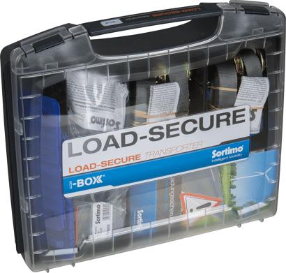 i-BOXX Ladungssicherung Transporter