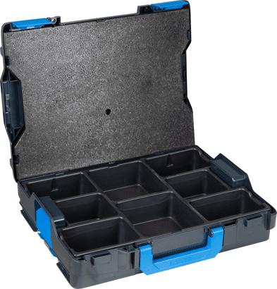 L-BOXX G4 mit Kleinteileeinsatz