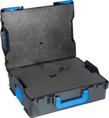 L-BOXX G4 mit Rasterschaumstoff