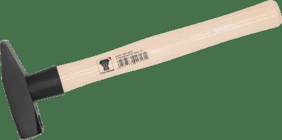 Schlosserhammer DIN 1041 mit Stielschutzhülse