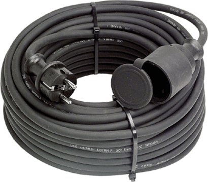 Verlängerungskabel H07RN-F3G1,5