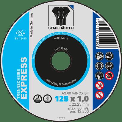 Trennscheibe EXPRESS AS60V
