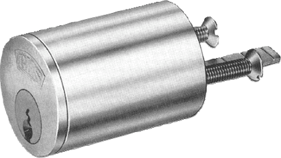 Außenzylinder mit Rohr Typ 1310