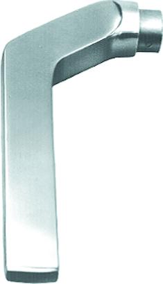 Drückerlochteil Rahmentür Nr. 466 L