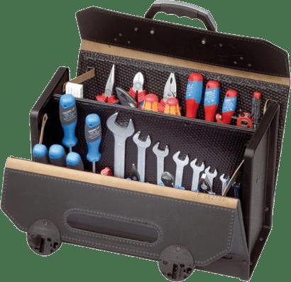 Werkzeugtasche 420x185x315 mm