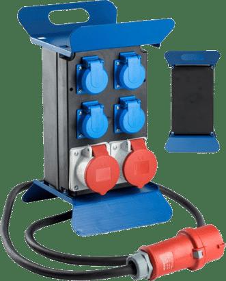 CEE-Stromverteiler STECKY