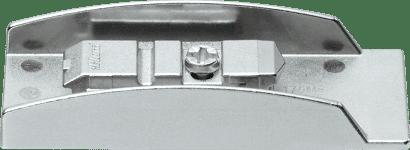 CRISTALLO Montageplatte zum Kleben