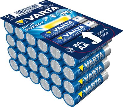 Batterie HIGH-ENERGY