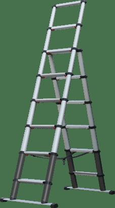 EVO-PROSTEP Kombi-Teleskopleitern