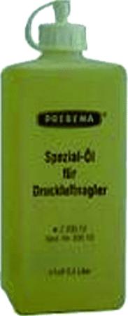 Spezialöl für Druckluftwerkzeuge