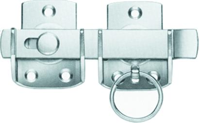 Sicherheits-Doppel-Krallenverschluss