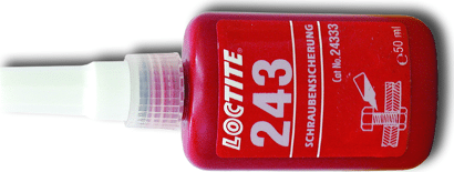 Schraubensicherung Loctite