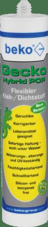 1K Kleb- und Dichtstoff Gecko Hybrid Pop