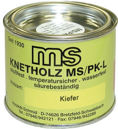 Knetholz MS/PK