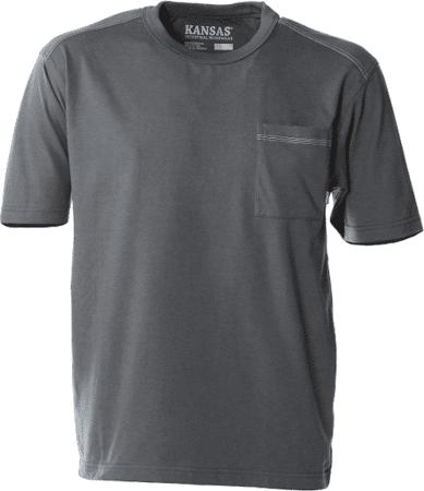 Match T-Shirt Kurzarm