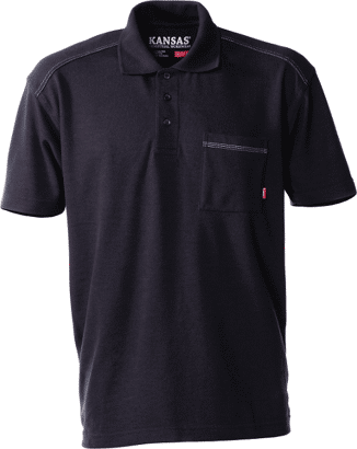 Match Poloshirt Kurzarm