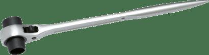 Gerüstbau- und Stahlbauknarre