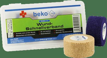 CareLine Wund-Schnellverband Box