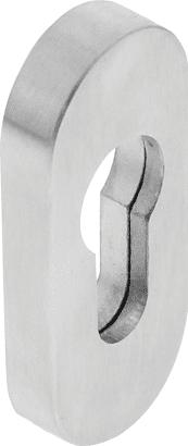 Profiltür-PZ-Schutz-Rosette