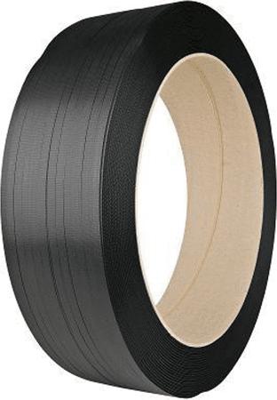 Kunststoff-Umreifungsband 13 mm und Verschlußhülsen