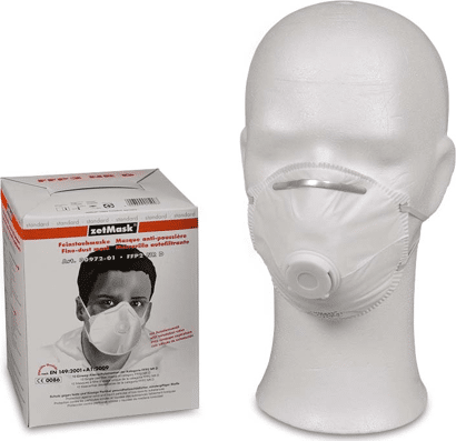 Einweg-Atemschutzmaske Standard