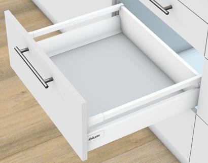 TANDEMBOX Antaro Komplett-Set Höhe B (83 mm - M-Zarge)