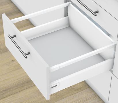 TANDEMBOX Antaro Komplett-Set Höhe D (83 mm - M-Zarge)