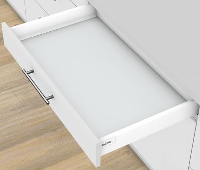 TANDEMBOX Antaro Komplett-Set Höhe M (83 mm)