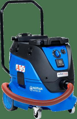 Nass- & Trockensauger ATTIX 33-2L IC