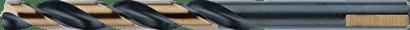 Spiralbohrer DIN 338 HSS-G geschliffen TURBO