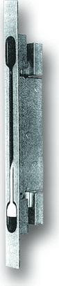 Einsteck-Türkantriegel verzinkt