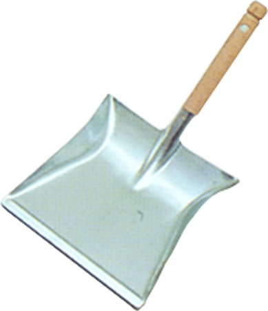 Kehrschaufel Metall
