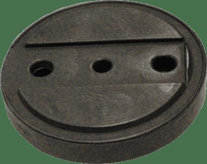 Unterplatte zu Türstopper Turtle