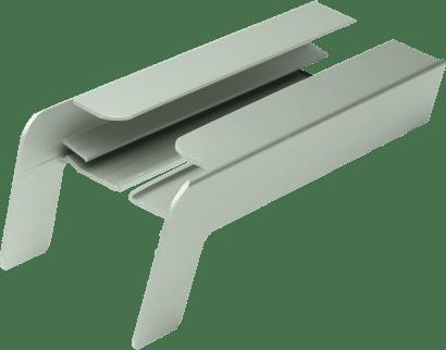 Fensterbank-Abschluss A400 Tropfnase 30 mm
