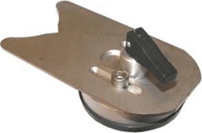 Anbohrhilfe für Diamant-Trockenbohrer CERADRILL