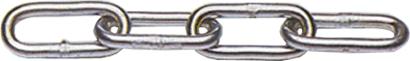 Rundstahlkette C-Glieder