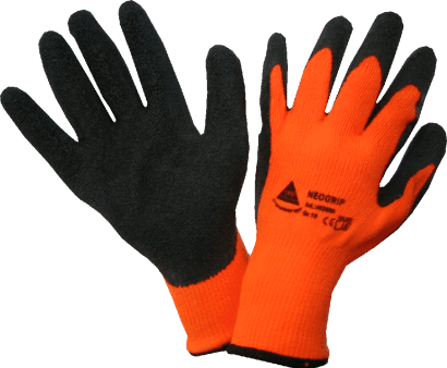 Arbeitshandschuh NEOGRIP-ORANGE