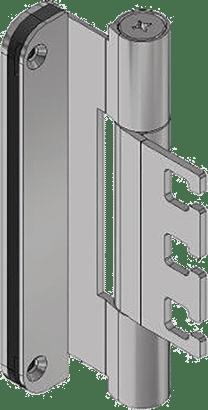 Objektband STX 16 157-3 FD für gefälzte Türen