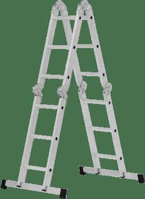Vielzweckleiter mit Plattform
