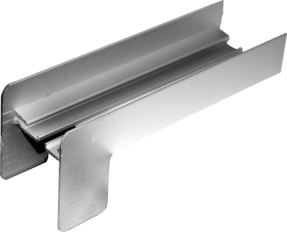 Fensterbank-Abschluss A450 Tropfnase 30 mm