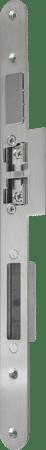 Mittelschließblech für stumpfe Türen