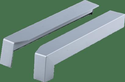 Fensterbank-Abschluss A 500 24 mm Breite Tropfnase 30 mm