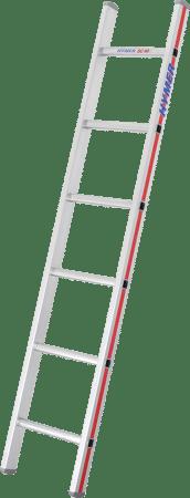Alu-Anlegeleiter