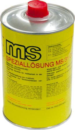 Speziallösung MS/31CP